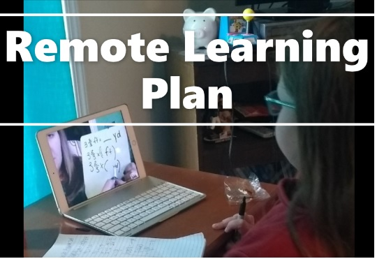 CCS Remote Learning Plan