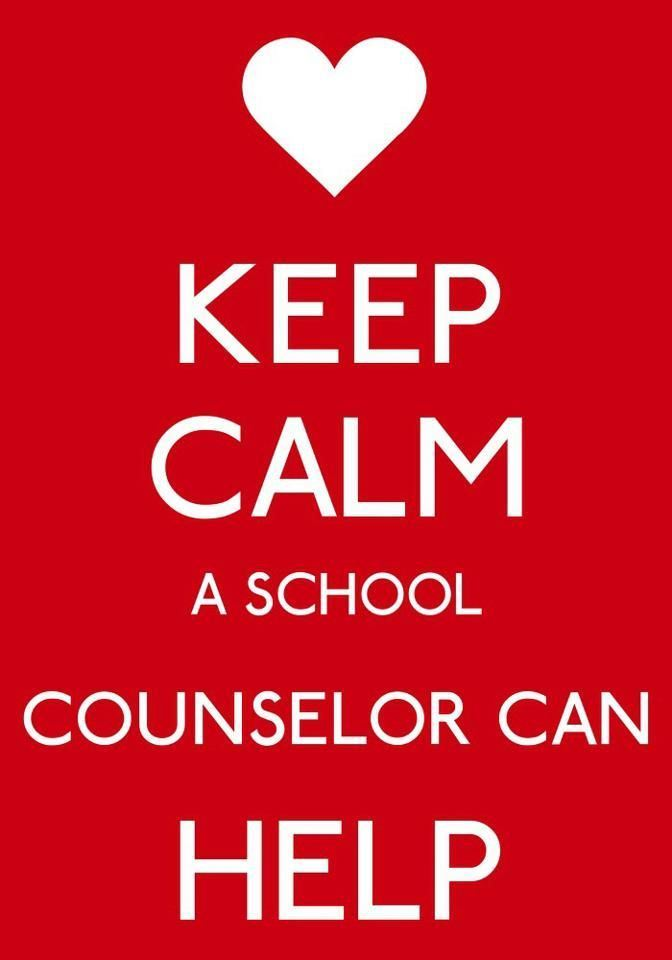 School Counseling Keep Calm