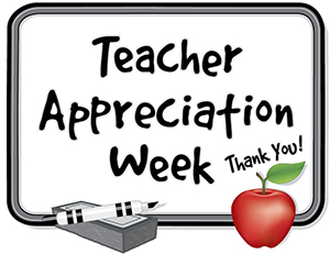 2020 Teacher & Staff Appreciation
